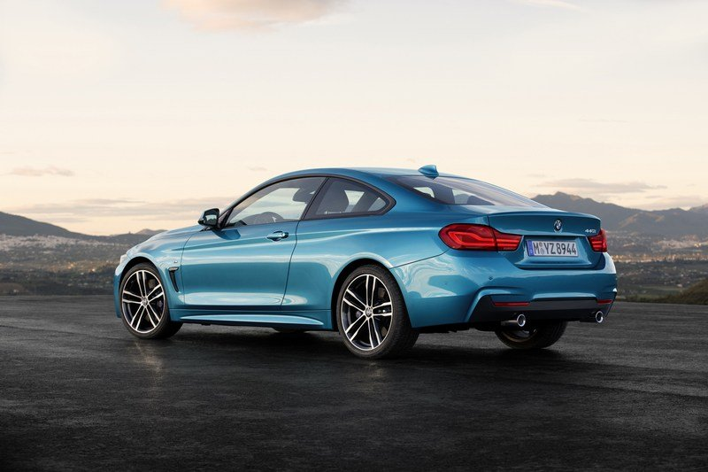 2018 BMW 4 Series Coupe High Resolution Exterior - image 702114