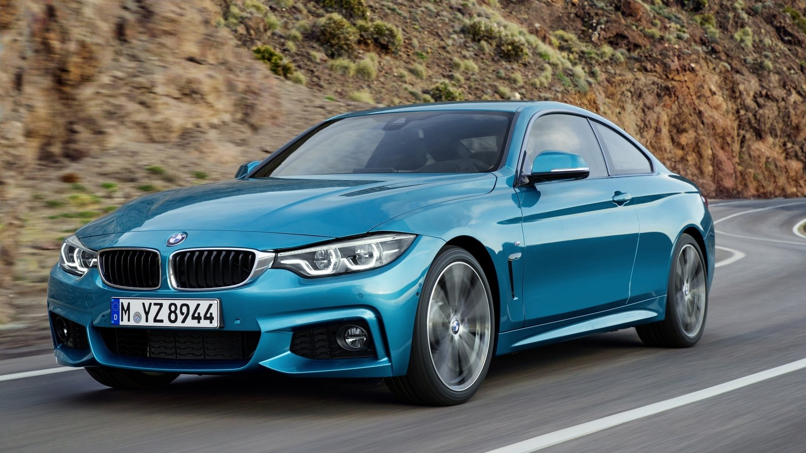 2018 BMW 4 Series Coupe Review - Top Speed