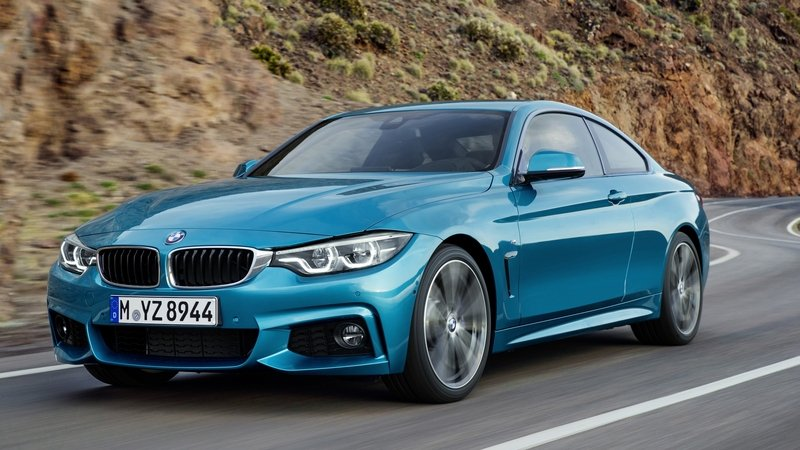 This Rendering of the 2020 BMW 4 Series with 3 Series Styling Gives a Glimpse Into the Future - image 702868