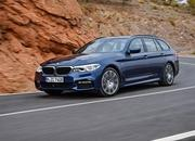 2017 BMW 5 Series Touring Unveiled - image 703986