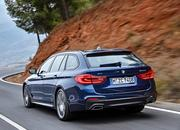 2017 BMW 5 Series Touring Unveiled - image 703987