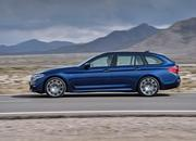 2017 BMW 5 Series Touring Unveiled - image 703989