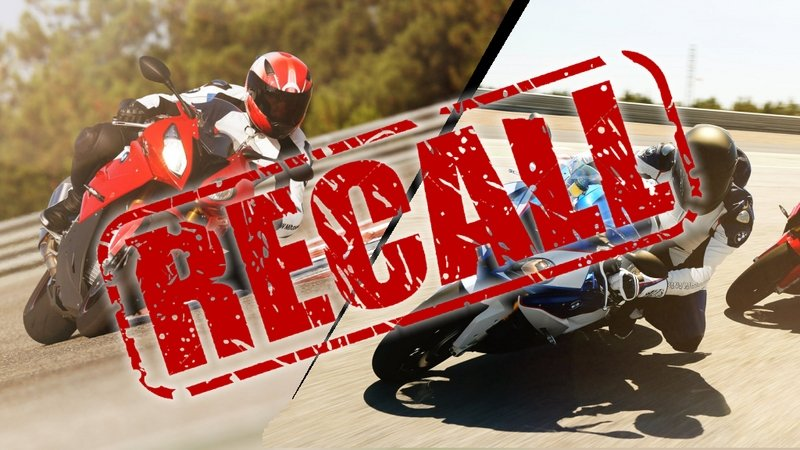 BMW Recalls Handful Of S1000R & RR In U.S.