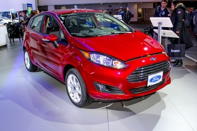 2017 Ford Fiesta - image 703194