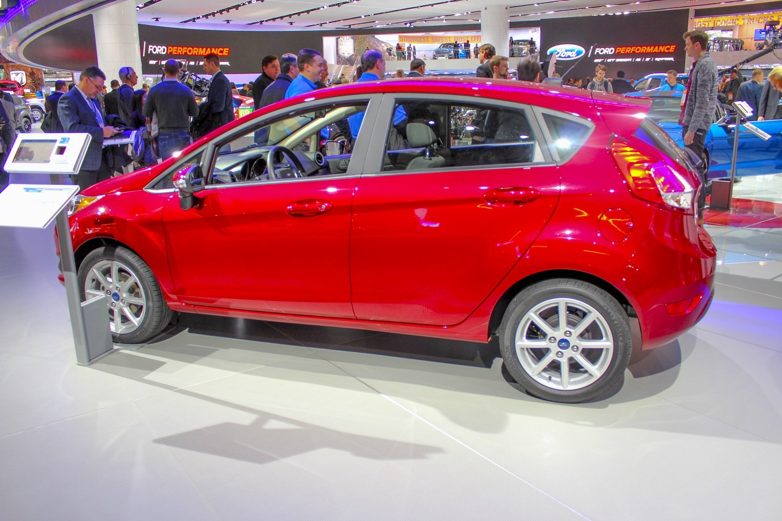 2017 ford fiesta picture 703188 car review top speed. Black Bedroom Furniture Sets. Home Design Ideas