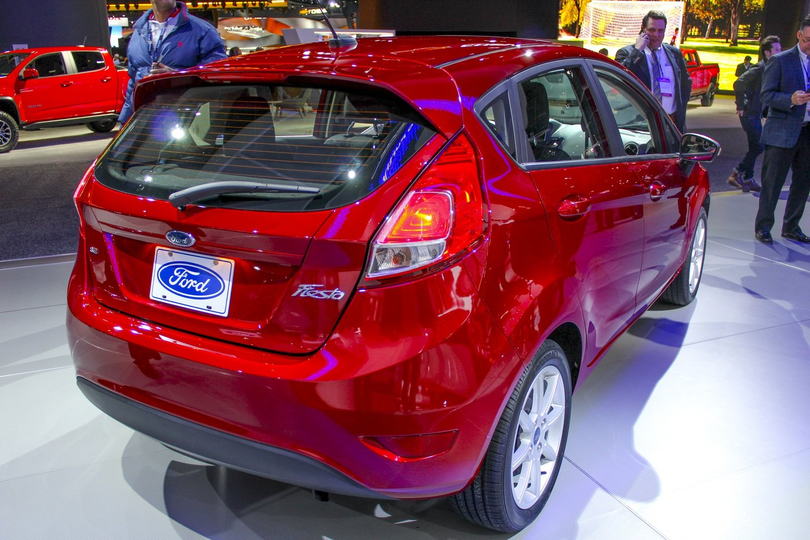 Amazing 2017 Ford Fiesta  Picture 703185  Car Review  Top Speed