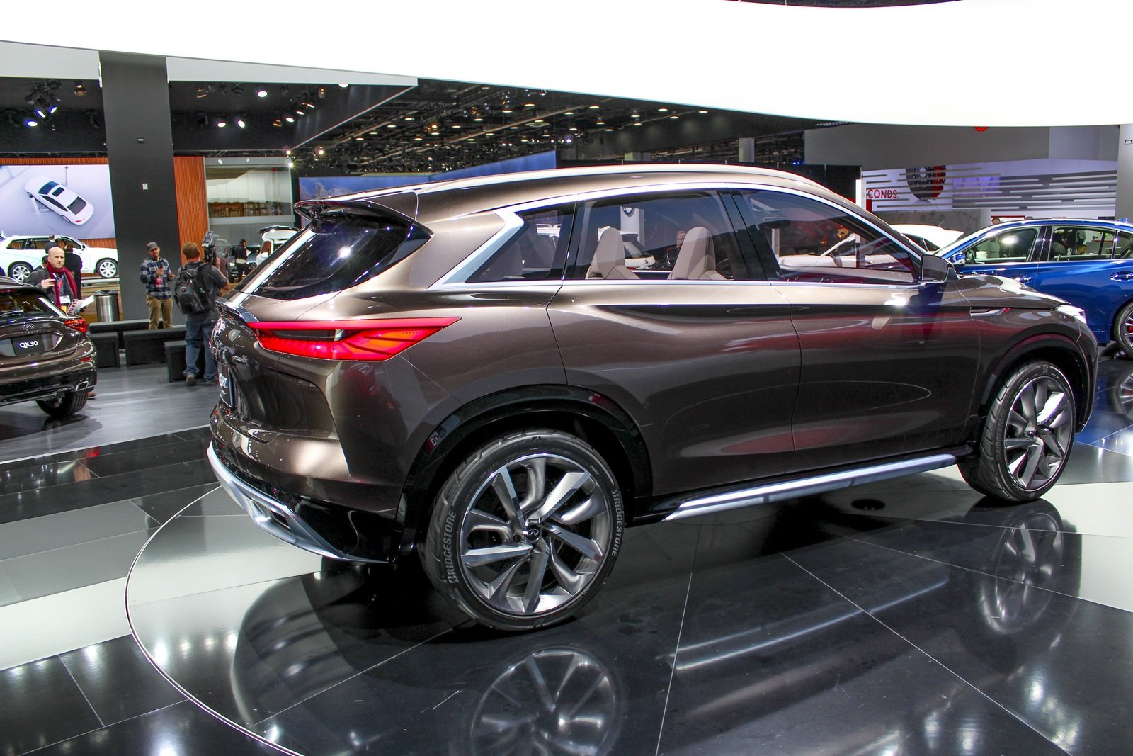2017 infiniti qx50 concept picture 702020 car review top speed. Black Bedroom Furniture Sets. Home Design Ideas
