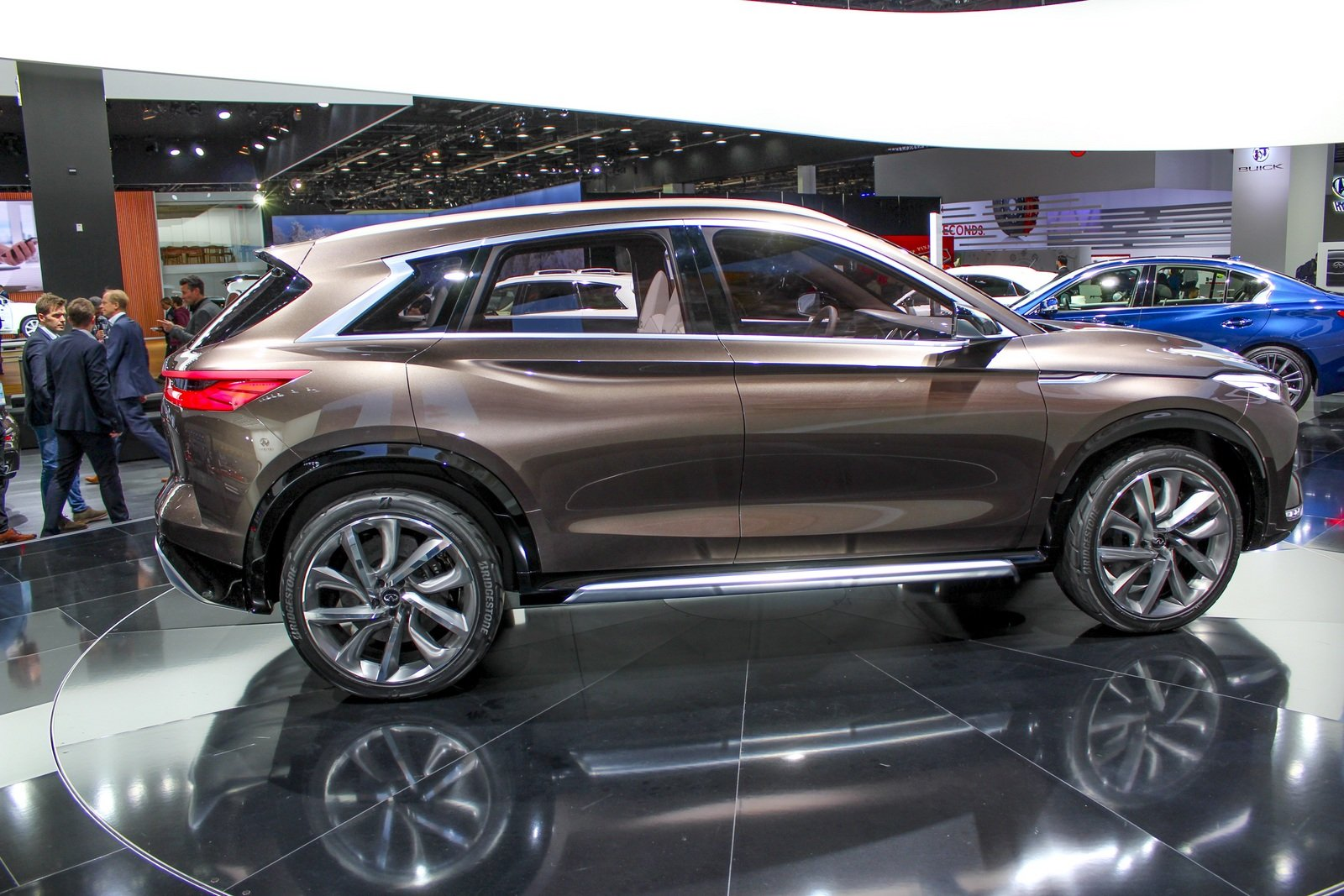 2017 infiniti qx50 concept picture 702021 car review. Black Bedroom Furniture Sets. Home Design Ideas