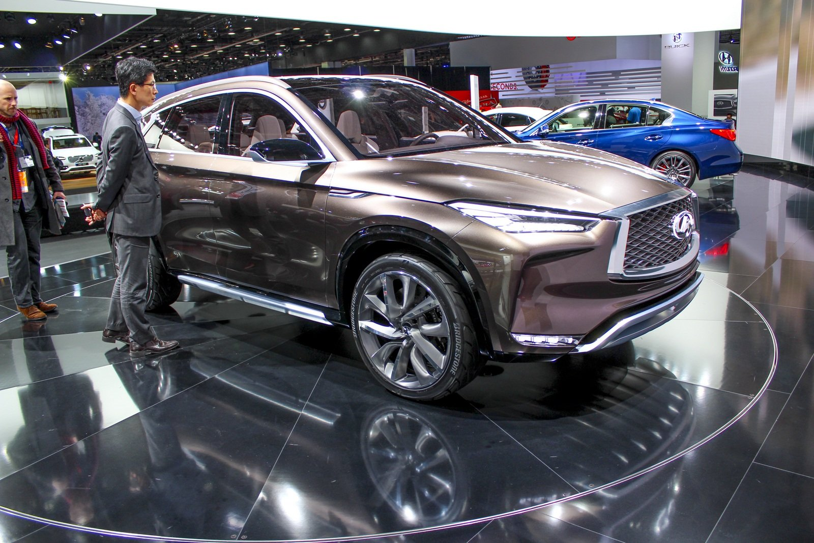 2017 infiniti qx50 concept picture 702023 car review top speed. Black Bedroom Furniture Sets. Home Design Ideas