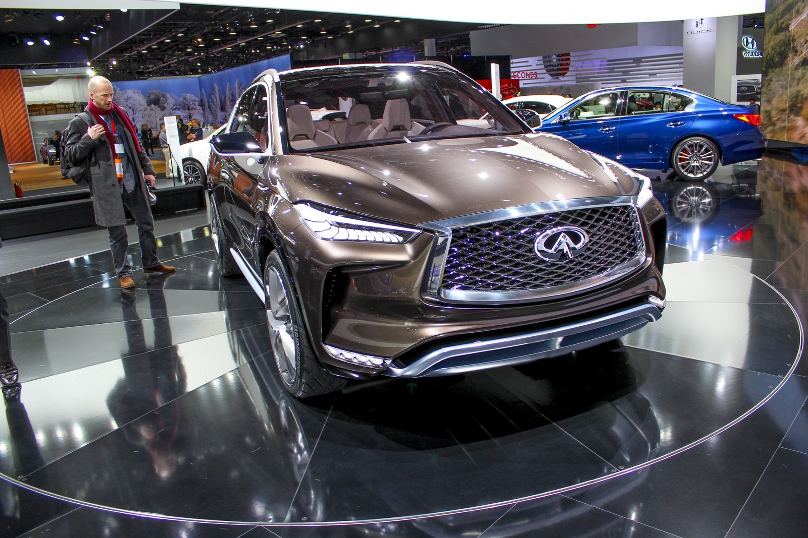 2017 infiniti qx50 concept picture 702024 car review top speed. Black Bedroom Furniture Sets. Home Design Ideas
