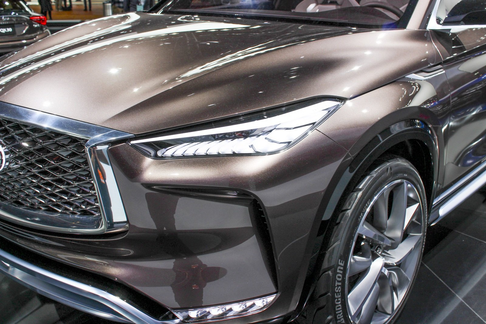 2017 infiniti qx50 concept picture 702032 car review top speed. Black Bedroom Furniture Sets. Home Design Ideas