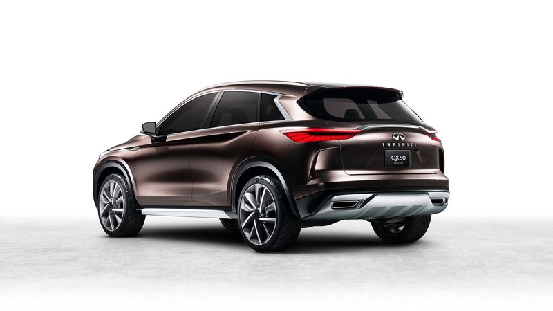 2017 Infiniti QX50 Concept Exterior Computer Renderings and Photoshop - image 702057