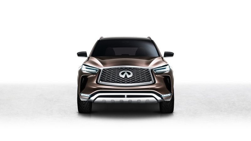 2017 Infiniti QX50 Concept Exterior Computer Renderings and Photoshop - image 702060