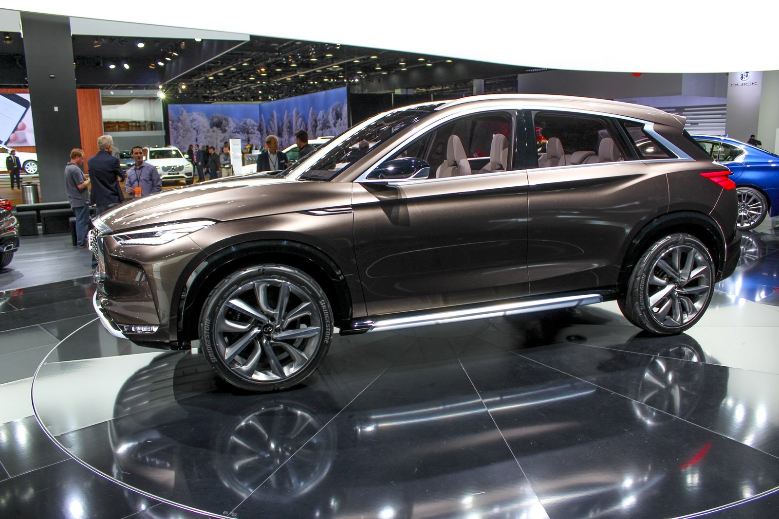 2017 infiniti qx50 concept picture 702013 car review top speed. Black Bedroom Furniture Sets. Home Design Ideas