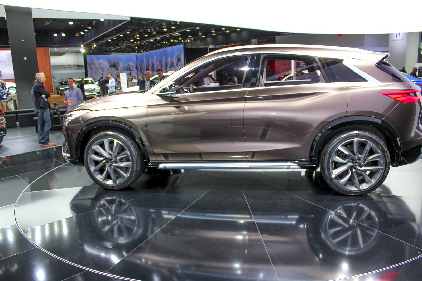 2017 infiniti qx50 concept picture 702014 car review top speed. Black Bedroom Furniture Sets. Home Design Ideas