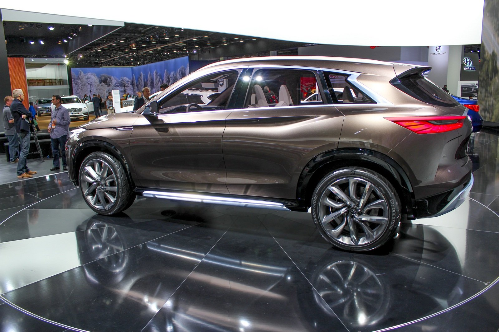 2017 infiniti qx50 concept picture 702015 car review top speed. Black Bedroom Furniture Sets. Home Design Ideas