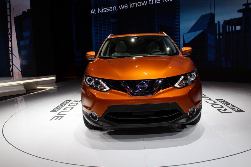2017 Nissan Rogue Sport High Resolution Exterior AutoShow - image 701301