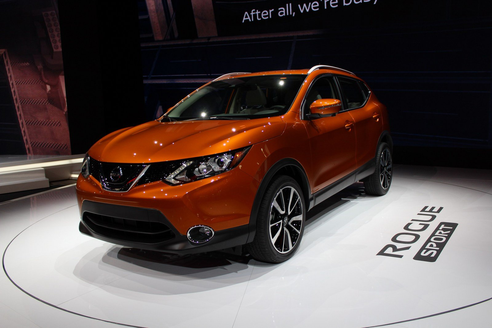 2017 nissan rogue sport picture 701302 car review top speed. Black Bedroom Furniture Sets. Home Design Ideas