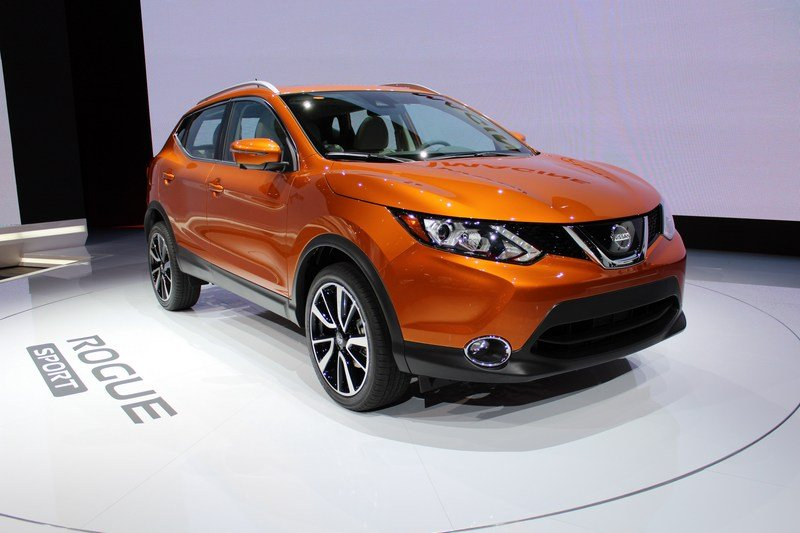 2017 Nissan Rogue Sport High Resolution Exterior AutoShow - image 701312