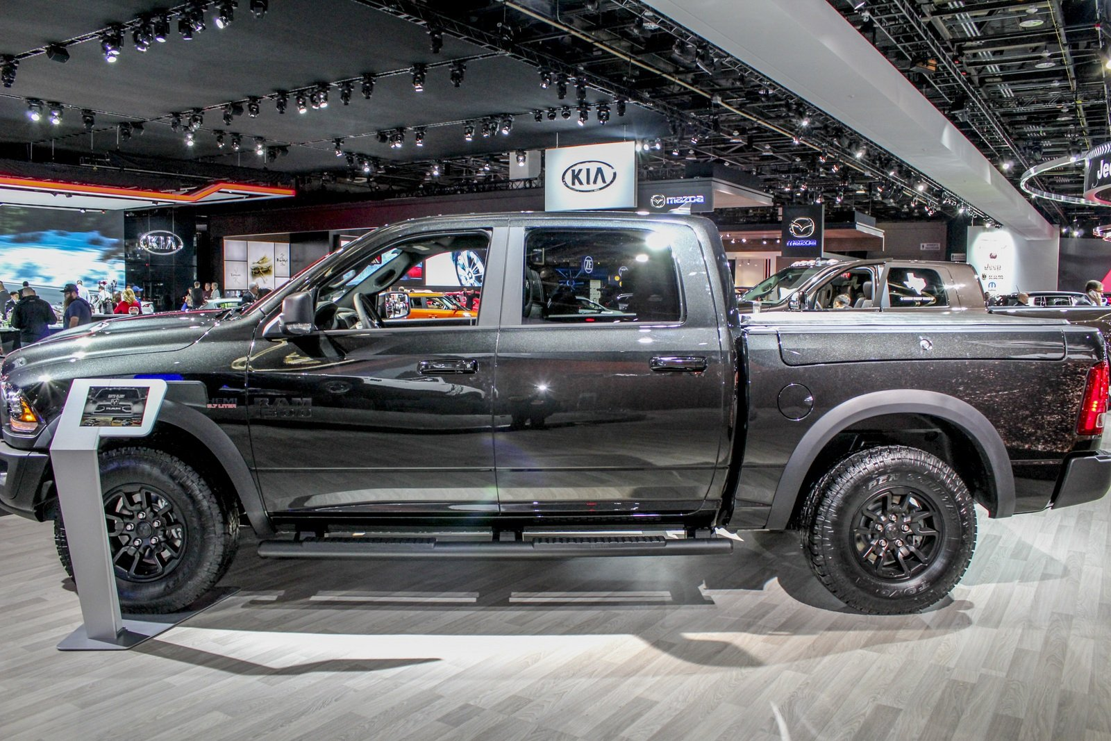 2017 Ram 1500 Rebel Black Edition - Picture 703115 | truck review ...