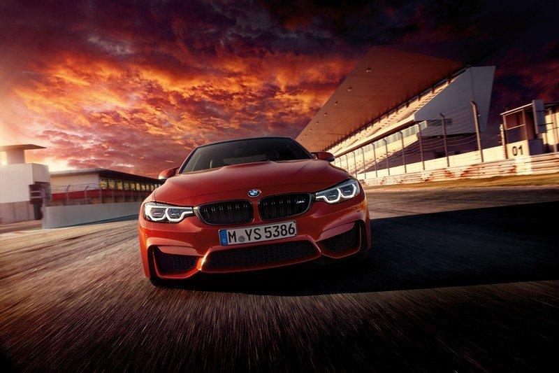 2018 BMW M4 High Resolution Exterior - image 702098