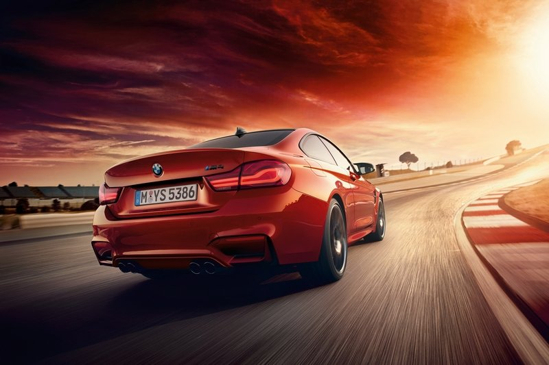 2018 Bmw M4 Top Speed