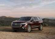 2018 Chevy Traverse Goes Upscale in All-New Generation - image 700532