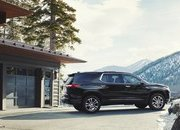 2018 Chevy Traverse Goes Upscale in All-New Generation - image 700524