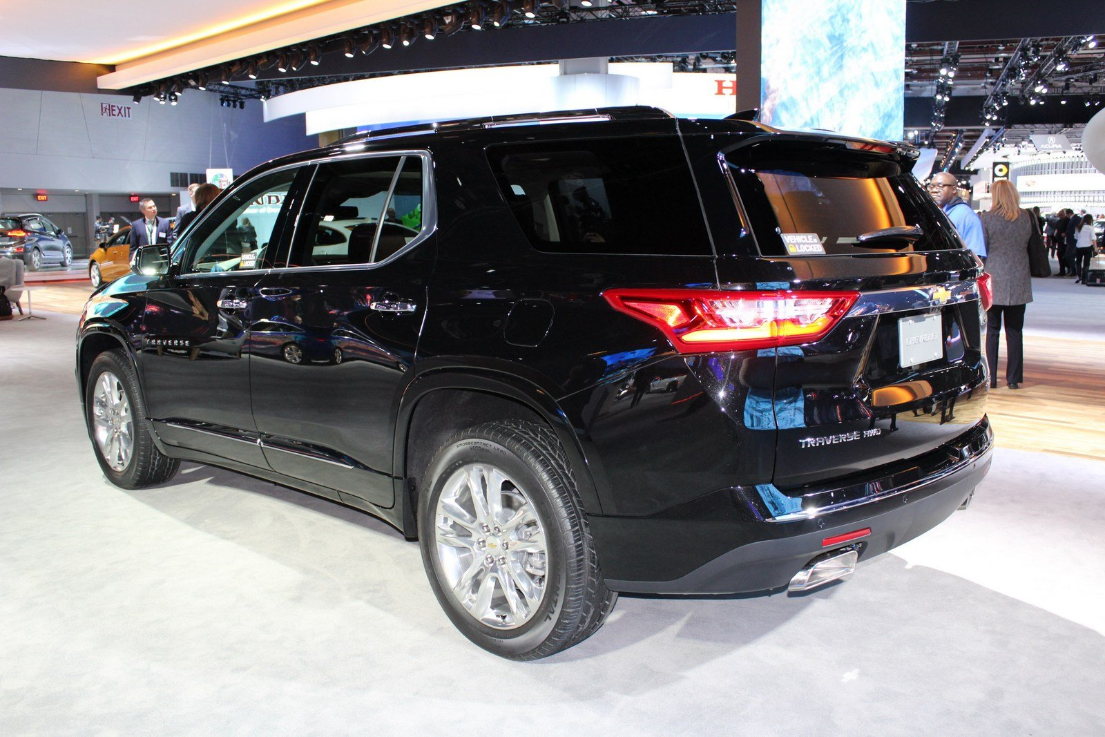 2018 chevrolet traverse picture 701350 car review top speed. Black Bedroom Furniture Sets. Home Design Ideas
