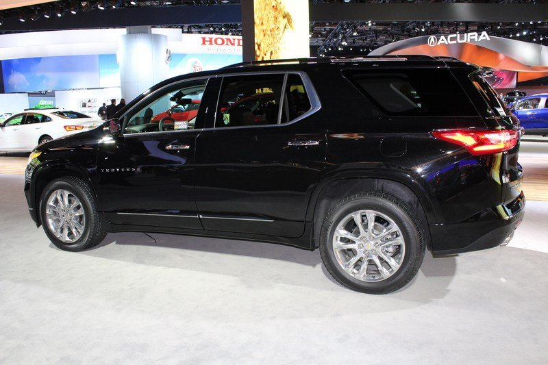 2018 chevrolet traverse review top speed. Cars Review. Best American Auto & Cars Review
