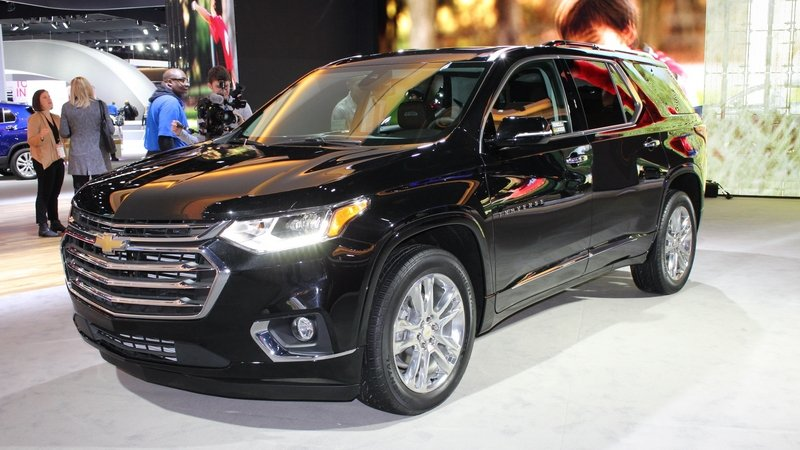 2018 Chevrolet Traverse - image 703047