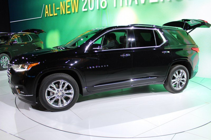 chevrolet traverse review autos post. Black Bedroom Furniture Sets. Home Design Ideas