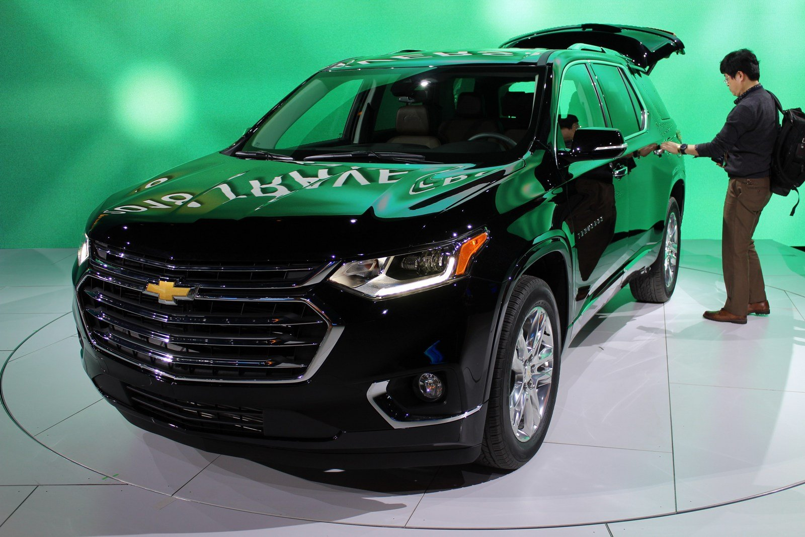 2018 chevrolet traverse picture 701326 car review top speed. Black Bedroom Furniture Sets. Home Design Ideas