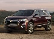 2018 Chevy Traverse Goes Upscale in All-New Generation - image 700701