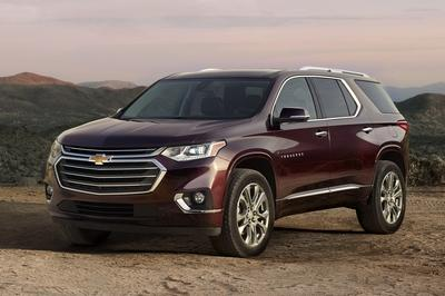 2018 Chevrolet Traverse - image 700701