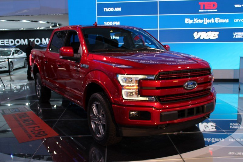 2018 Ford F-150 Review - Top Speed