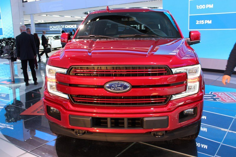 2018 Ford F-150 High Resolution Exterior AutoShow - image 700984
