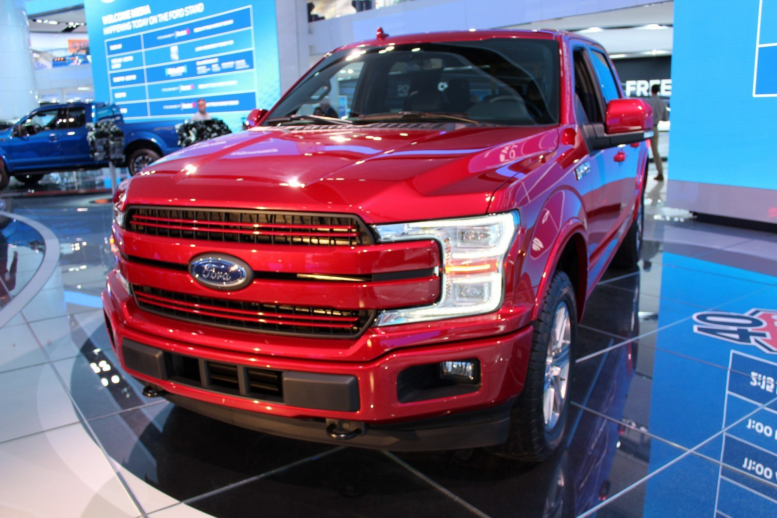 Ford F150 4x4 Reviews | Autos Post