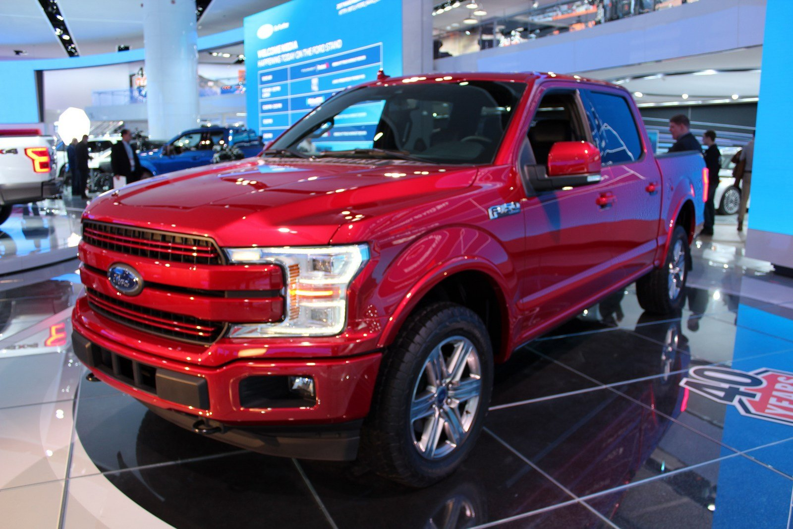 2018 ford f 150 picture 700987 truck review top speed. Black Bedroom Furniture Sets. Home Design Ideas