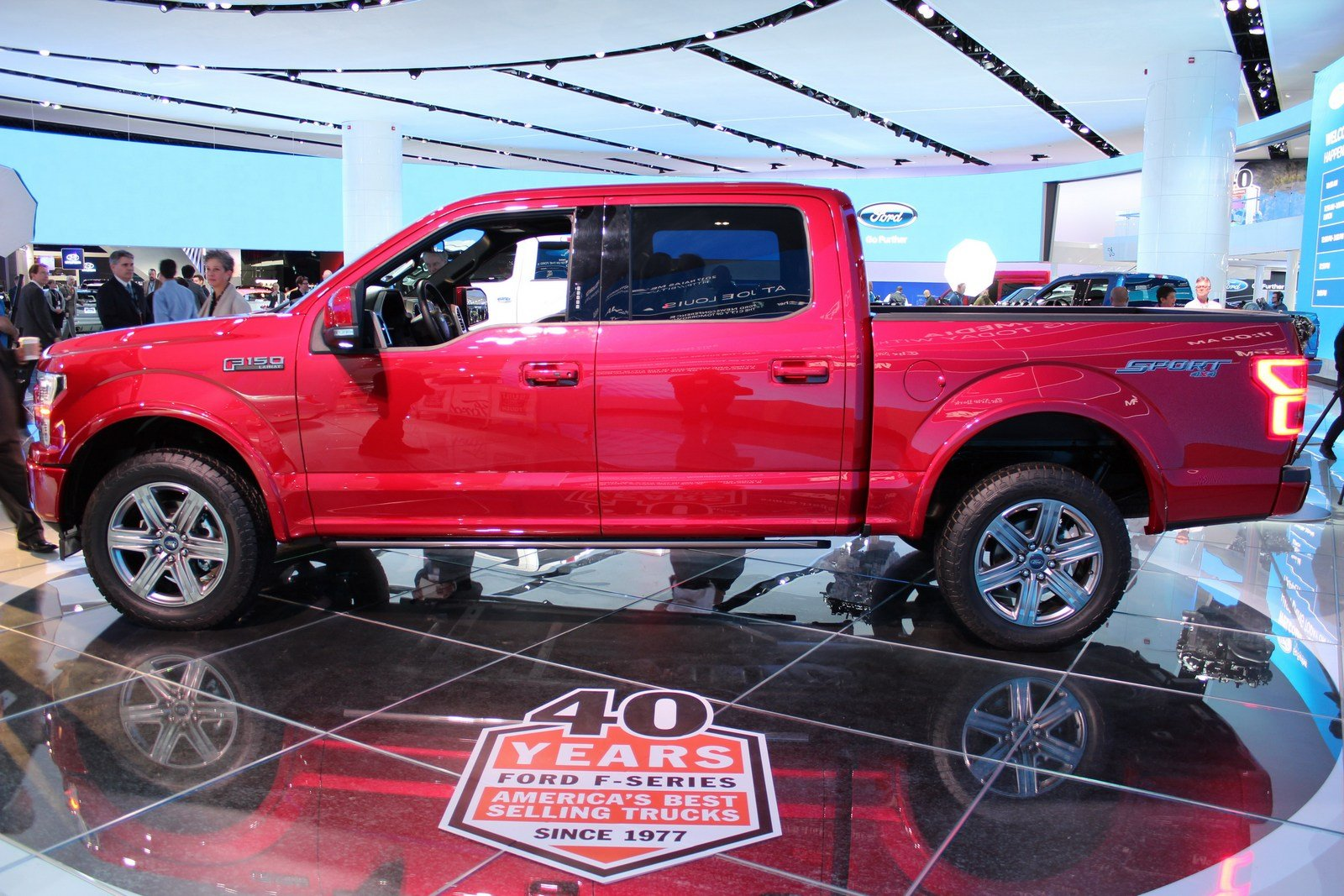 2018 ford f 150 picture 700990 truck review top speed. Black Bedroom Furniture Sets. Home Design Ideas