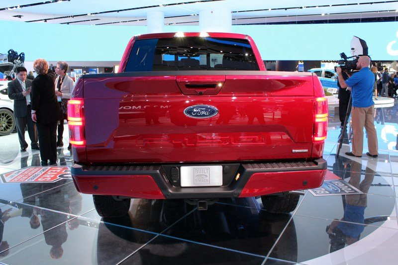 What Is the 2018 Ford F-150 Towing Capacity?