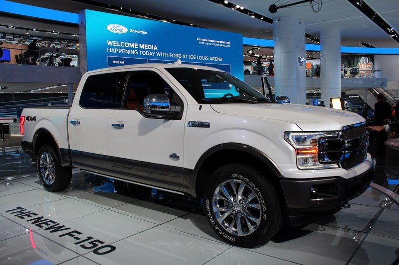 2018 Ford F-150 High Resolution Exterior AutoShow - image 701008