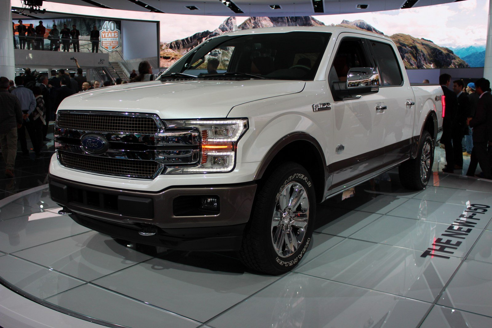 2018 ford f 150 picture 701259 truck review top speed. Black Bedroom Furniture Sets. Home Design Ideas