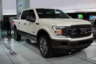 2018 Ford F-150 - image 701263