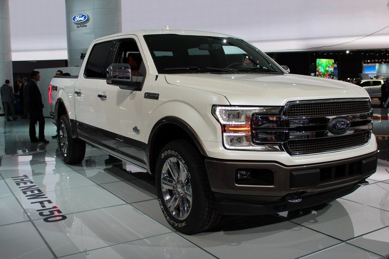 2018 Ford F-150 High Resolution Exterior AutoShow - image 701263