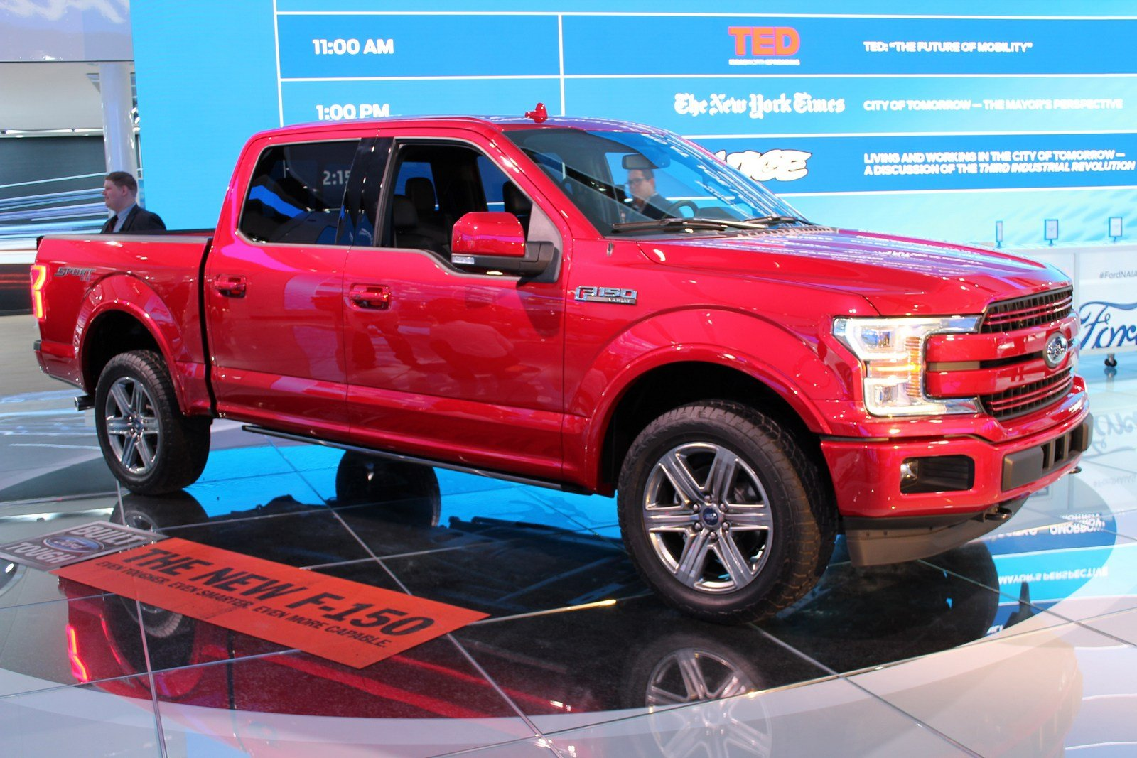 2018 Ford F-150 Pictures, Photos, Wallpapers And Videos. | Top Speed
