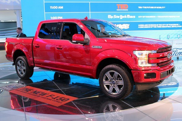2018 Ford F-150 | truck review @ Top Speed