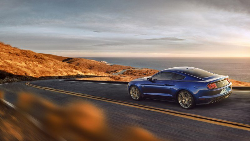 The 2020 Ford Mustang EcoBoost Might be Offered in Two States of Tune High Resolution Exterior Wallpaper quality - image 702252