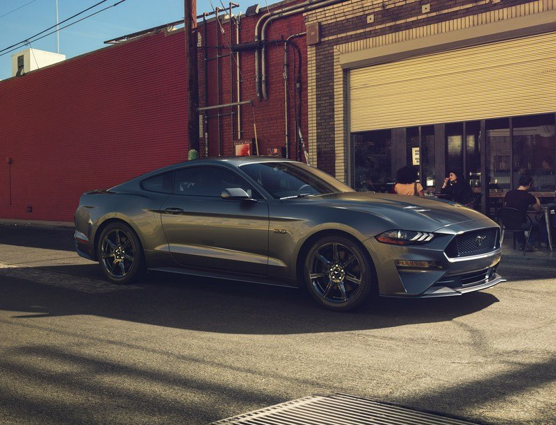 2018 Ford Mustang High Resolution Exterior - image 702254
