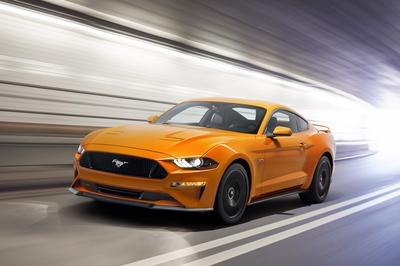 2018 Ford Mustang - image 702950